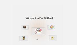 Wiosna Ludów 1848-49 gim