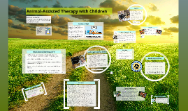 Animal-Assisted Therapy with Children