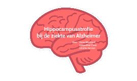 Copy of Hippocampusatrofie