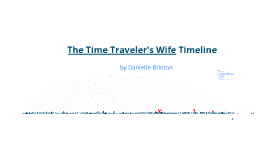 """The Time Traveler's Wife"" Timeline"