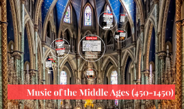 Music of the Middle Ages (450-1450)