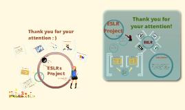 ESLRs project