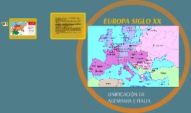 EUROPA SIGLO XX