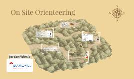 On Site Orienteering