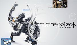 Copy of New horizon: zero dawn