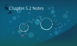 Chapter 5.2 Notes