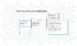 Analisis proyecto UNICABA