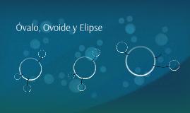 Óvalo, Ovoide y Elipse