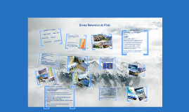 Copy of Copy of Zonas Naturales de CHile