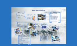 Copy of Copy of Zonas Naturales de CHile