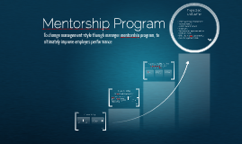 Copy of Mentorship