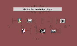 The Iranian Revolution of 1979