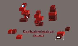 Distribuzione locale gas naturale