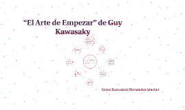 """El Arte de Empezar"" de Guy Kawasaky"