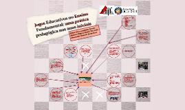 Jogos Educativos no Ensino Fundamental: uma prática pedagógi