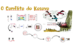 O Conflito do Kosovo
