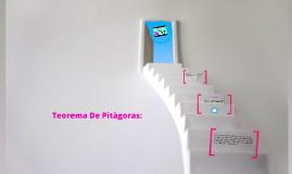 Teorema De Pitagoras:
