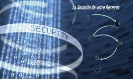 Modèle - Sécurité réseaux