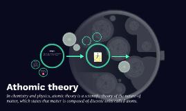 Athomic theory