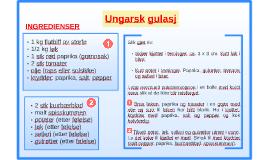 Ungarsk gulasj