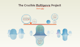 The Crucible Multigenre Project