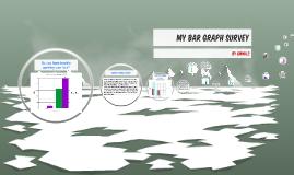 My Bar Graph Survey