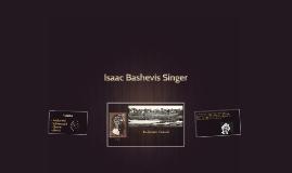 Isaac Beshevis Singer