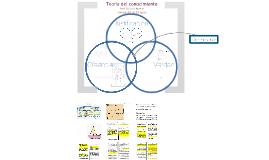 Teoría del conocimiento