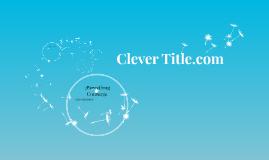 Clever Title.com