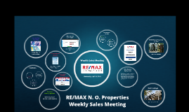 Weekly Sales Meeting, April 24, 2019
