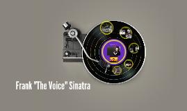 """Frank """"The Voice"""" Sanatra"""