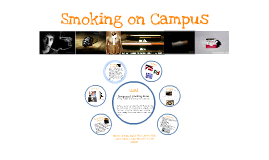 Copy of Smoking on Campus