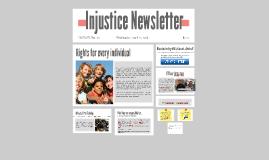 Justice Newsletter