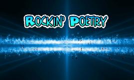 Rockin' Poetry
