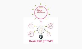 Copy of Copy of Present tense of tener