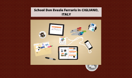 Don Evasio Ferraris School in CIGLIANO, ITALY