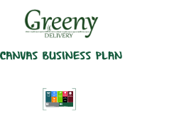 CANVAS BUSINESS PLAN