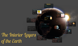 The Interior Layers of the Earth