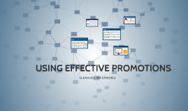Copy of USING EFFECTIVE PROMOTIONS
