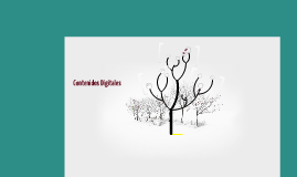 Copy of Contenidos Digitales