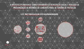 CC METODOLOGIAS EM HUMANIDADES