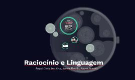 Raciocínio e Linguagem