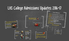 Copy of Trends in College Admissions Parent Presentation