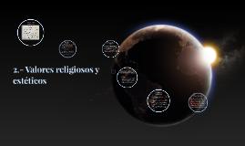 1.- El hombre como ser religioso
