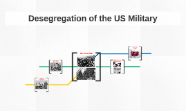 Desegregation of the US Military