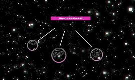 Copy of Copy of TIPOS DE ANIMACIÓN