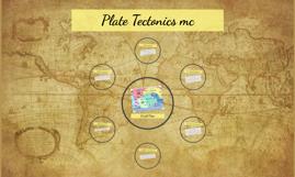 Plate Tectonics mc