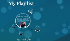 Devins Playlist