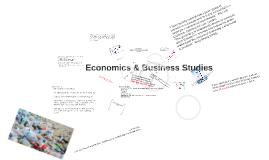 Economics & Business Studies
