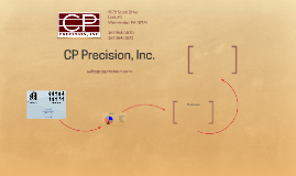 Welcome to CP Precision, Inc.